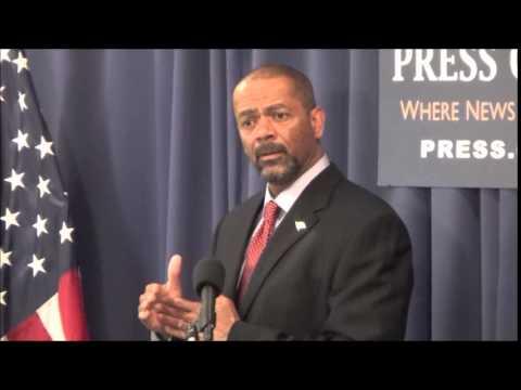 Sheriff Clarke ~ Irresponsible Groups Descended on Ferguson MO Like Vultures on a Roadside Carcass
