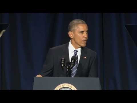 Prayer Breakfast: Obama Equates Christianity With ISIS and Radical Islam