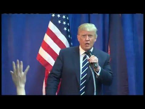 Donald Trump- FULL Press Conference In Birch Run, MI (8-11-15)
