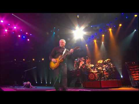 Rush - Tom Sawyer - Live In Holland - HD