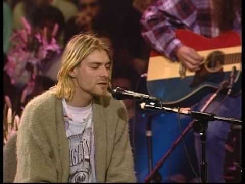 Nirvana - Oh, Me (Unplugged In New York)