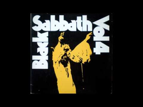 Black Sabbath Wheels of Confusion/The Straightener (HQ)