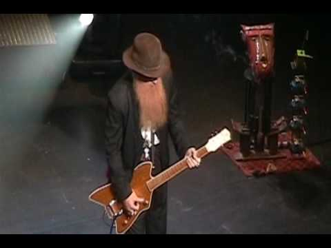 ZZ Top - Gimme All Your Lovin' 9/18/09 dvd Beacon Theater, NYC complete HQ