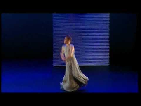 Carolyn Carlson / Tero Saarinen / René Aubry - 'Blue Lady (reinterpretat)'
