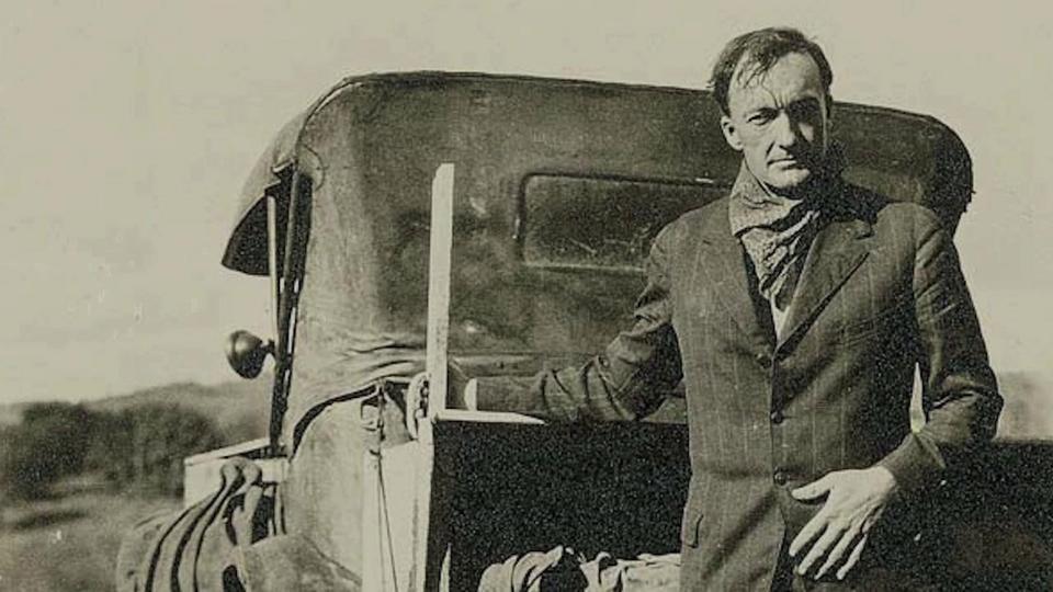 Chasing Voices:  The Story of John Peabody Harrington