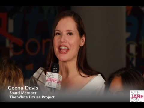 The White House Project 2010 EPIC Awards:  Geena Davis, Meryl Streep, Marie Wilson, Tavi Gevinson...
