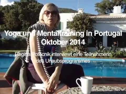 Yoga und Mentaltraining: Eindrücke einer Teilnehmerin