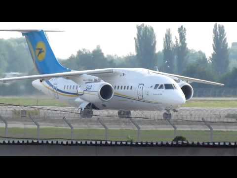 Ukraine International Airlines Antonov An-148-100B UR-NTC