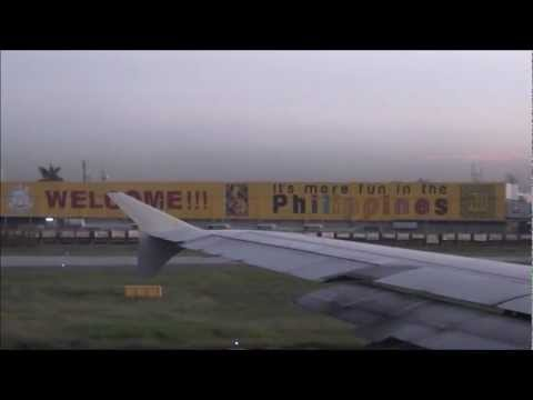 Flight PAL189, MNL-RXS on RP-C8613 (Takeoff)