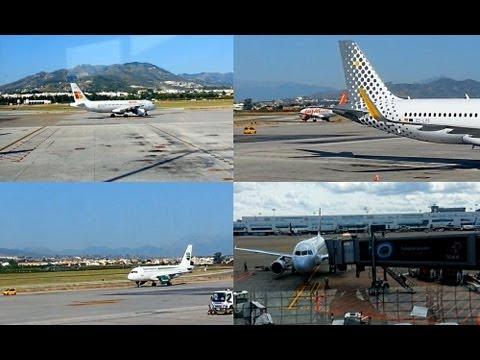 Plane Spotting at Brussels Airport IATA: BRU, ICAO: EBBR