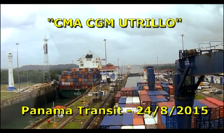 Panama Transit - Part 5