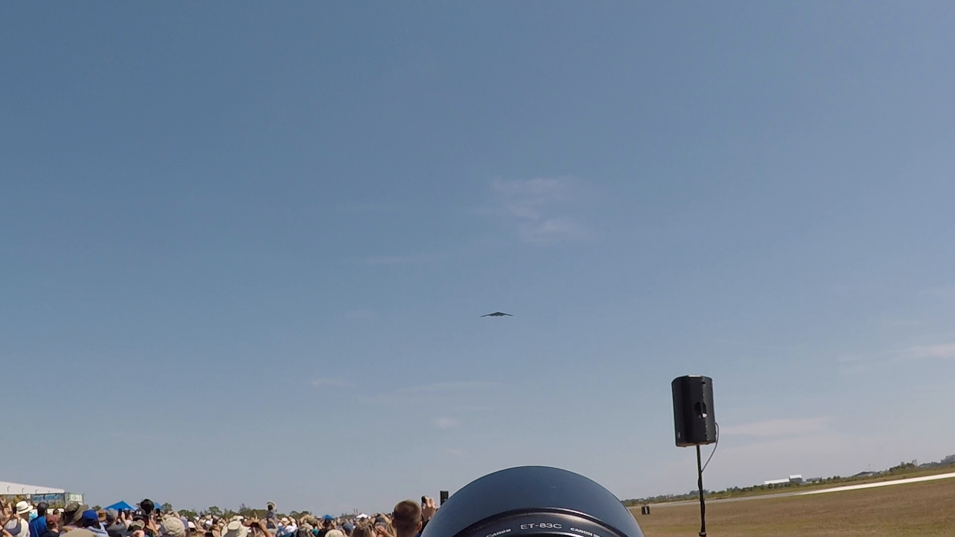 B-2 Fly Over ( Space Coast Air Show) 2018 - Melbourne, Florida