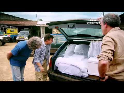 Top Gear, Africa Special, Part 1