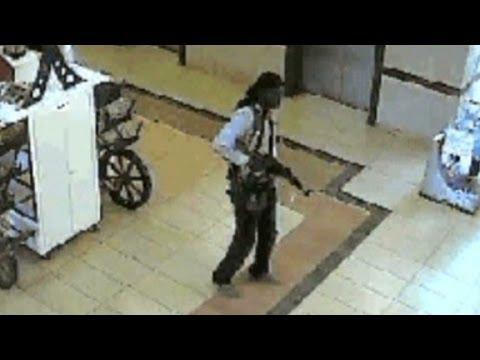 CNN video:Jinsi magaidi walivyoingia Westgate Mall huku wakifanya mauaji