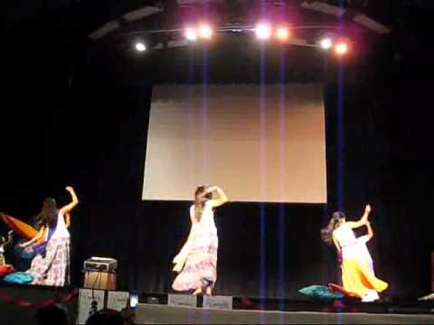 Bollywood Homecoming Assembly at Culver City High School