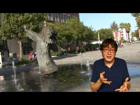 Travel Bug Robert - Downtown Culver City