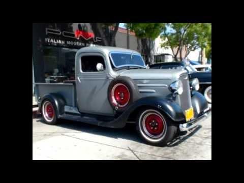 Culver City Car Show 2013