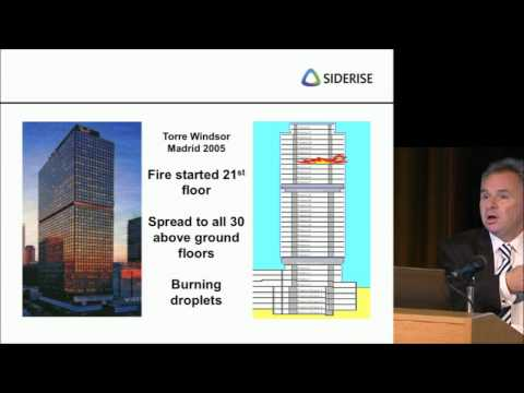 The role of movement in passive fire protection of curtain walled buildings.