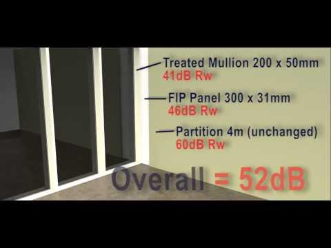 SIDERISE - Improving Curtain Wall Facade Acoustics