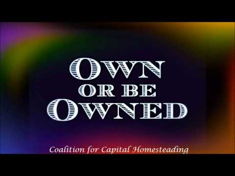 The Propertyless Property; Own or be Owned