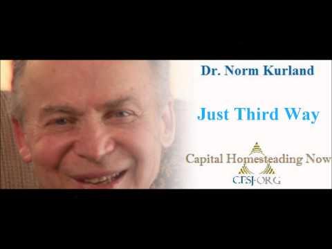 Just Third Way; Norman Kurland