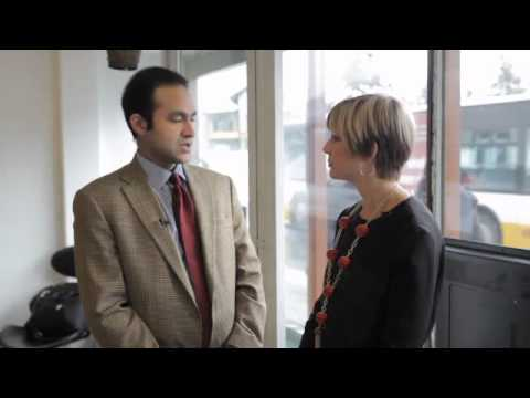 Saleem Ali Explains How the Environment Can Help Build Peace