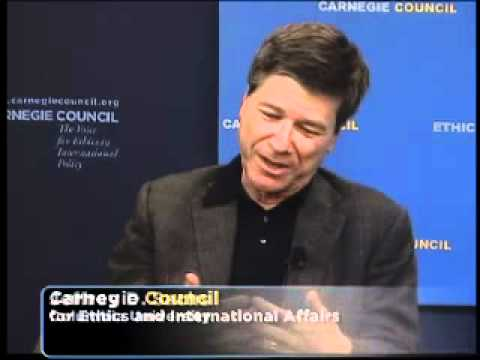 Jeffrey Sachs Says Millennials Will be the Agents of Global Change