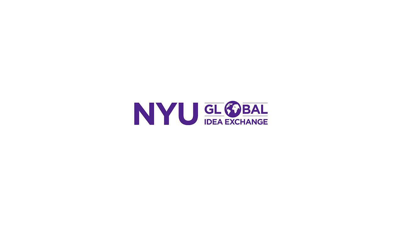 Welcome to the NYU Global Idea Exchange