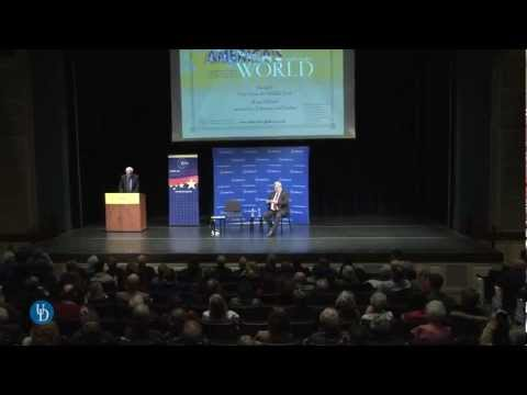 Global Agenda - The U.S. Role in the Middle East