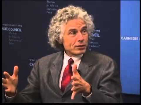 Pinker & Kaplan: Is There a Global Ethic?