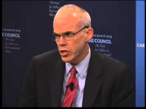 Bill McKibben: Climate Change Action in China & America