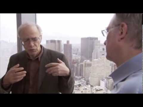 "Peter Singer on  the ""Point of View of the Universe"""