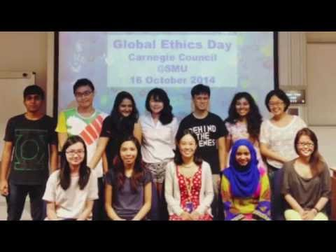 Join us for Global Ethics Day, October 19, 2016