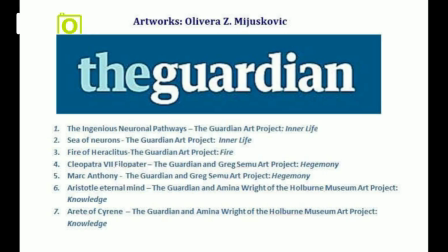 The  Guardian artworks by Olivera Z. Mijuskovic