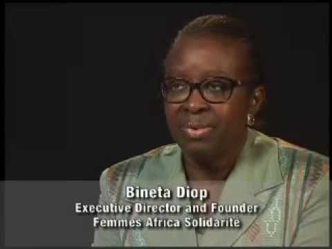 Bineta Diop on Leadership