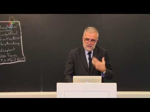 GLOBAL CIVICS: Week 13 Global Justice with Luis Moreno Ocampo
