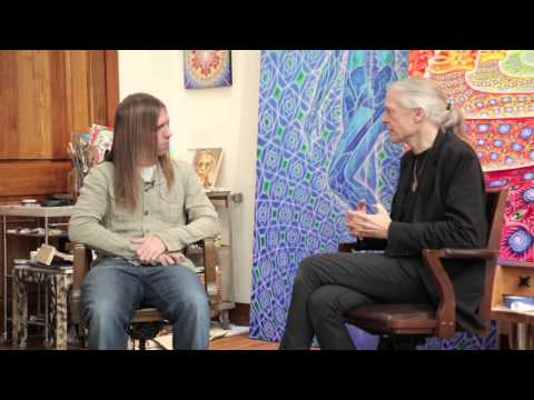 Visionary Alex Grey on How Art Can Change the World