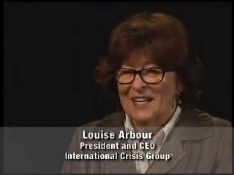 Louise Arbour: Human Rights Remain Aspirational