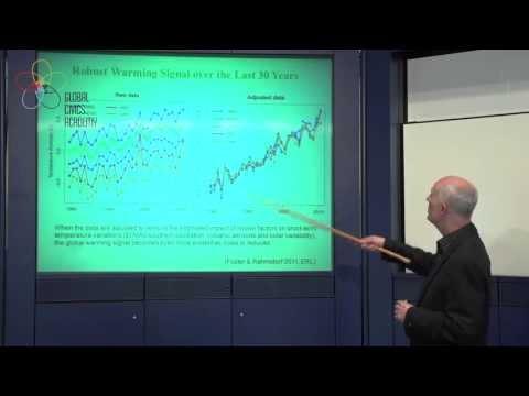 GLOBAL CIVICS: Week 4 Climate Change by Hans Joachim Schnellnhuber