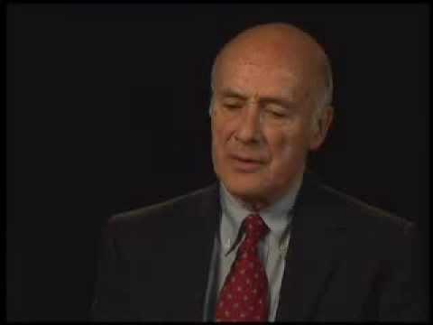 Joseph Nye on a Global Ethic