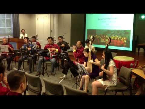 NC-RTP-Chinese Music Ensemble