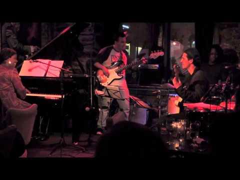 Neisy Wilson Band live at Upstairs Jazz Club.