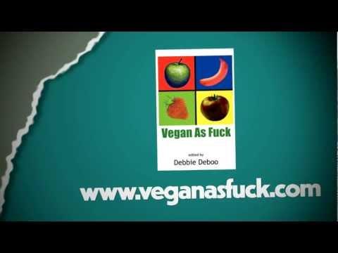 Vegan As Fuck Book