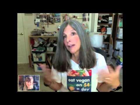 """How to """"Eat Vegan on $4 a Day"""" with Ellen Jaffe Jones"""