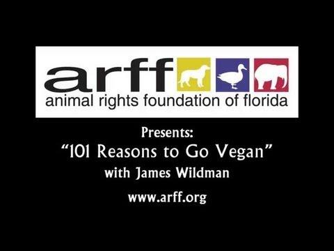 101 Reasons to Go Vegan