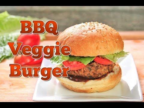 BBQ Veggie Burger Recipe :: Collab w/Ariyele Keepin' It Real
