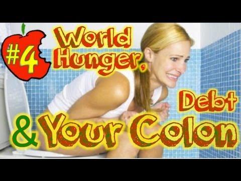 Can Veganism Solve World Hunger? National Debt? Your Colon?