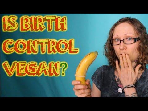 Is Birth Control Vegan?