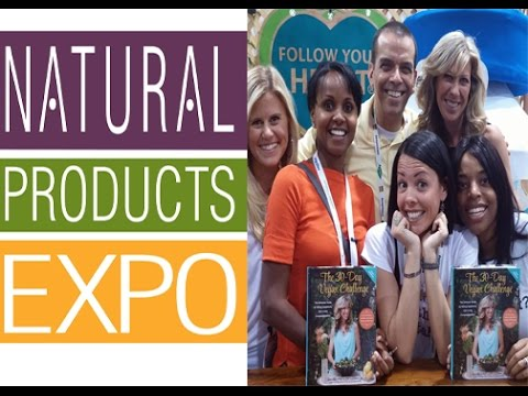 Natural Products Expo West 2015 Day 1!