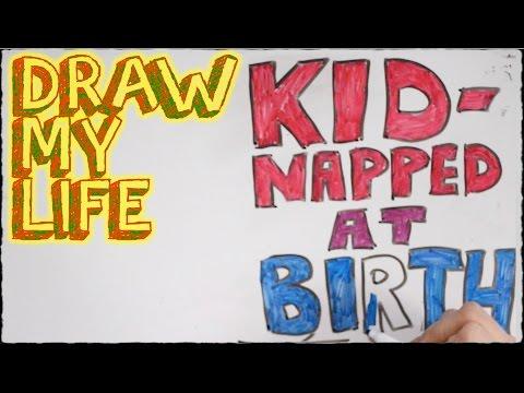 Kidnapped At Birth | Draw My Life